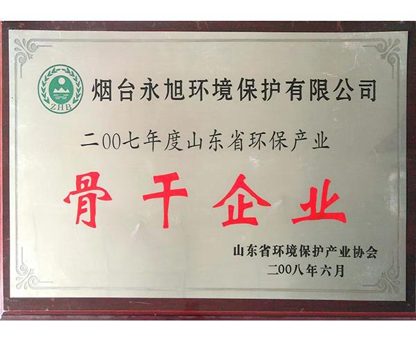 省环保产业协会-骨干企业